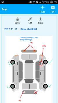 Vehicle Inspection screenshot 1