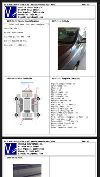 Vehicle Inspection screenshot 3