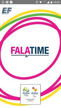 Fala Time 1.0.0 poster