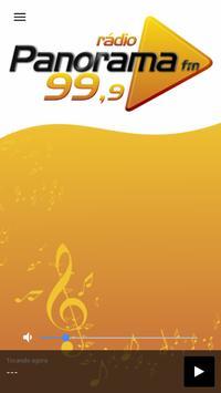 Rádio Panorama FM 99,9 screenshot 1