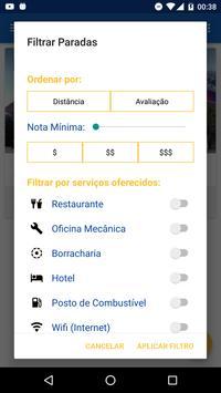 Paradas de Estrada apk screenshot