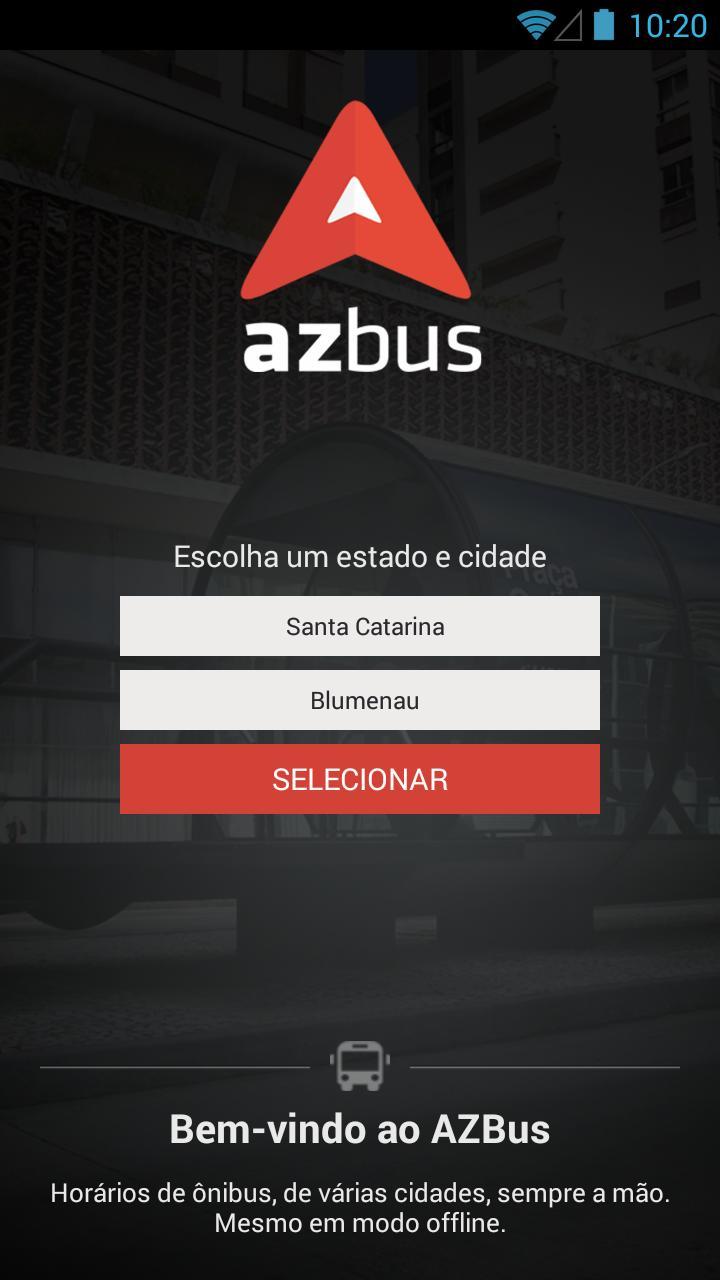AZBus poster