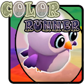 Color Runner icon