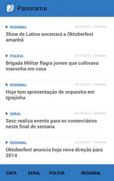 Jornal Panorama screenshot 1