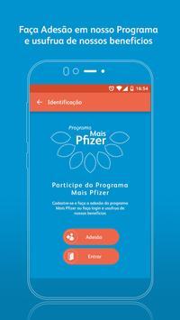 Programa Mais Pfizer apk screenshot