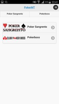 PokerMT 1.0 apk screenshot