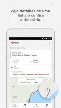 Pointe Lite - Transporte Coletivo screenshot 2