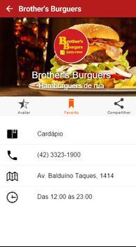 Ponta Grossa Delivery apk screenshot