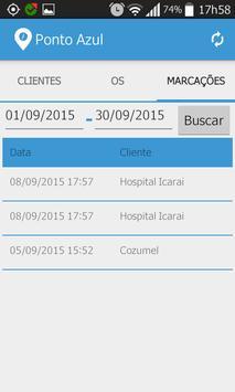 Ponto Azul screenshot 3