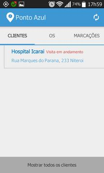 Ponto Azul screenshot 4