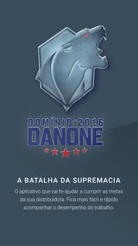 Domínio Danone poster