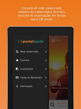 Postal Saúde screenshot 10