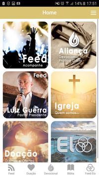 Aliança Cristo às Nações screenshot 1