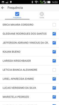i-Educar+ Frequência apk screenshot