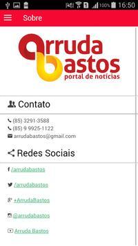 Portal Arruda Bastos apk screenshot