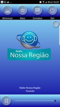 Rádio Nossa Região screenshot 2