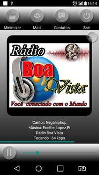 Radio Boa Vista RR apk screenshot