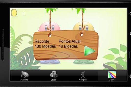 ABC do Neném apk screenshot