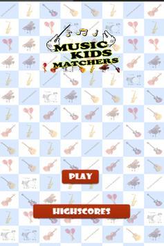 Music Kids Matchers apk screenshot