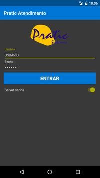 Pratic Atendimento apk screenshot