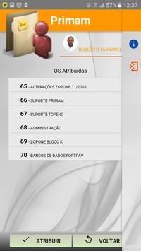 Primam Note apk screenshot