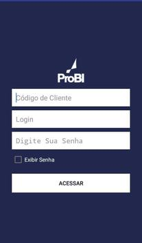ProBI screenshot 2