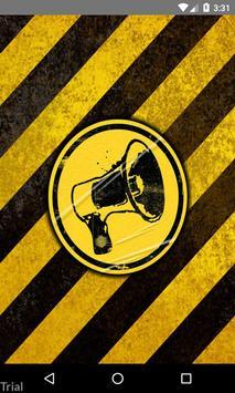 Sindcine Denúncia poster