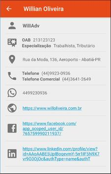 ADV4Busca screenshot 1