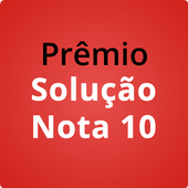 Prêmio Solução Nota 10 icon