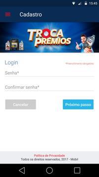 Troca Prêmios screenshot 2
