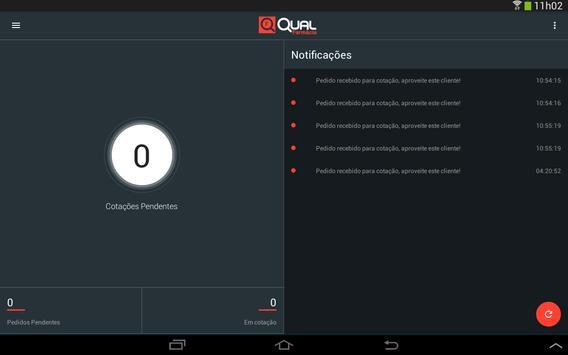 Loja QF apk screenshot