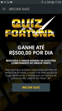 Quiz da Fortuna apk screenshot