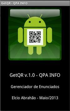 GetQR - Leitor QR Code poster