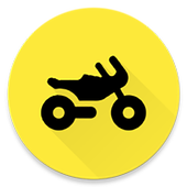 Racing Moto Taxi icon