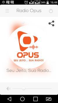 Radio Opus poster