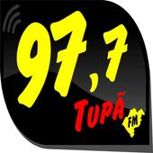 Rádio Tupã 97 FM icon