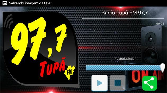 Rádio Tupã 97 FM screenshot 1
