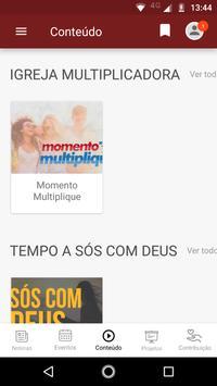 PIB em Vila Margarida скриншот 4