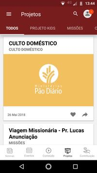 PIB em Vila Margarida скриншот 5