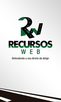 Recursos Web poster