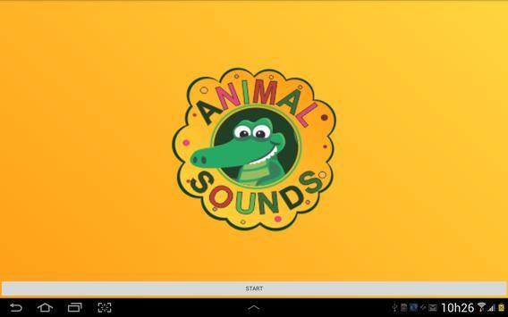 Animal Sounds screenshot 3