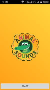 Animal Sounds poster