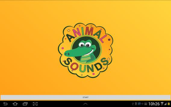 Animal Sounds screenshot 6