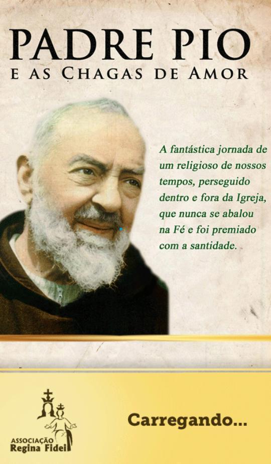 Appbook Padre Pio E As Chagas De Amor For Android Apk