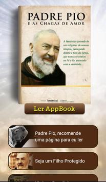 AppBook - Padre Pio e as Chagas de Amor screenshot 1