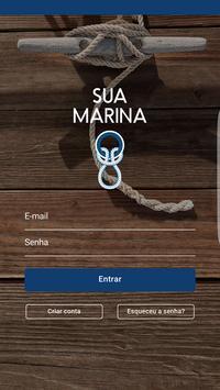 Sua Marina poster