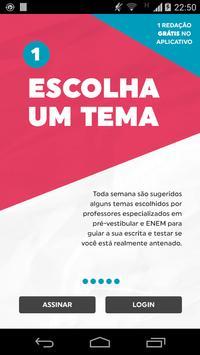Redação Online poster