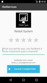 RedServices screenshot 3