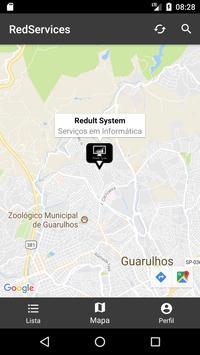 RedServices screenshot 1