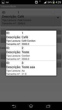 Gerenciador de Lavouras apk screenshot